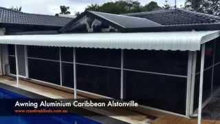 Caribbean Aluminium Awning