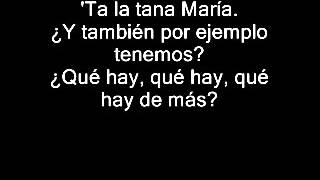 Divididos - Tajo C (Con Letra)