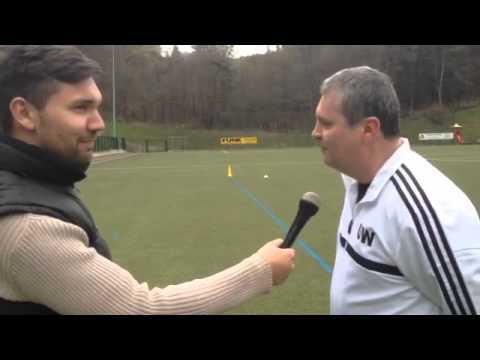 EULEN-TV - Interview mit E-Jugendtrainer Uwe Welsch vor dem Spiel gegen den FC Wadrill