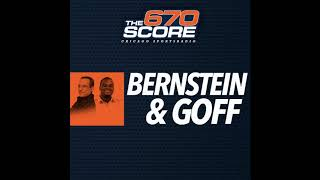 Jason's UberEATS Experience - Bernstein and Goff (9/25/2017) AM 670 The Score