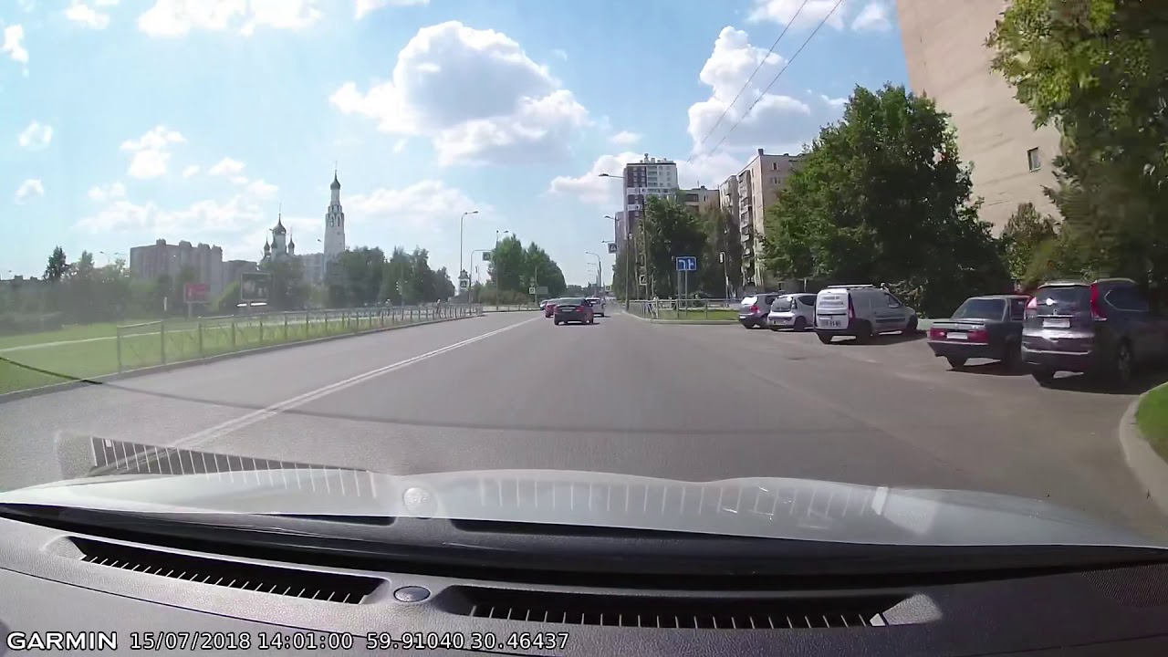 Из-за неработающего светофора сбили велосипедиста в Санкт-Петербурге