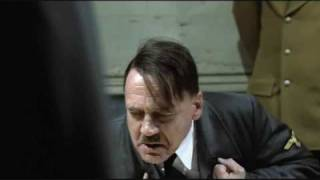 Kanye West interrupts Hitler's speech