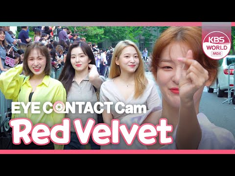 [4K] Red Velvet EYE CONTACT CAM :: 레드벨벳 아이컨택캠(190906 MUSIC BANK)