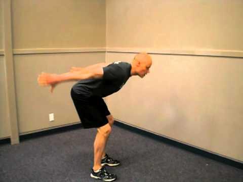 Vertical Jump technique