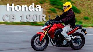 Honda CB190 R - la nueva opción naked de baja cilindrada   Autocosmos