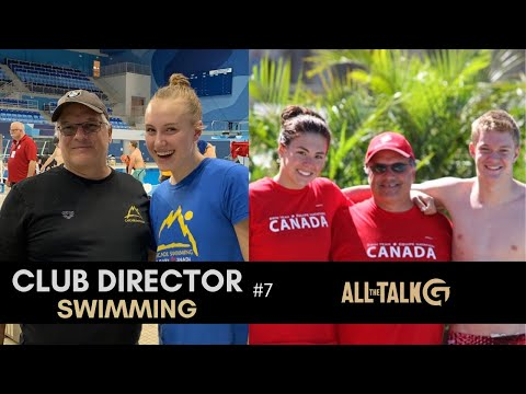 🏊 Dave Johnson - Head coach of Cascade swim club & Former national team coach