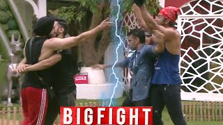 Bigg Boss 14 : Shehzad Deol And Nishant Singh Malkani Fights With Each Other