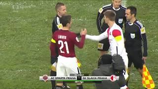 """AC Sparta Praha – SK Slavia Praha 3-3  17.03.2018   """" Dohráno"""""""