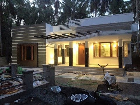 Low Budget Contemporary House