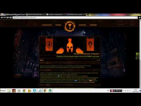 How to Download World Of Warcraft 4.3.4 Pc/Mac For free! (HD)