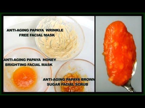 Mukha mask upang alisin ang mantsa