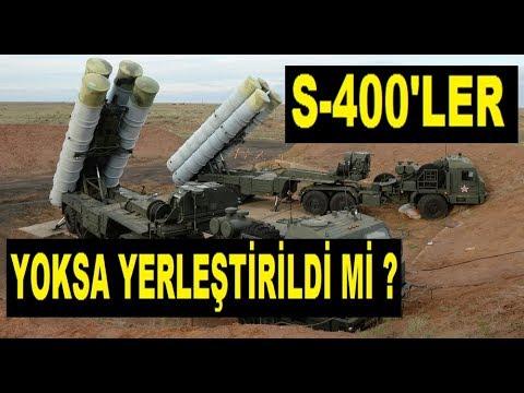 S-400 LER YOKSA YERLEŞTİRİLDİ Mİ? ŞOK KARARLA KAPALI MARAŞ AÇILIYOR.!!