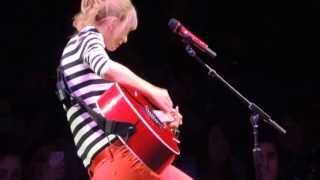 """Taylor Swift - """"The Best Day"""" (Live from Washington DC - The RED Tour, May 12th) - HD"""