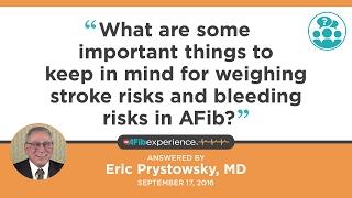 Anticoagulation And Risk Of Bleeding With Atrial Fibrillation