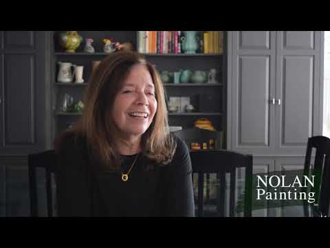 Customer Says Nolan Painting is Clean, Neat Efficient House Painters