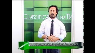 Classificados na TV - 19/04/16