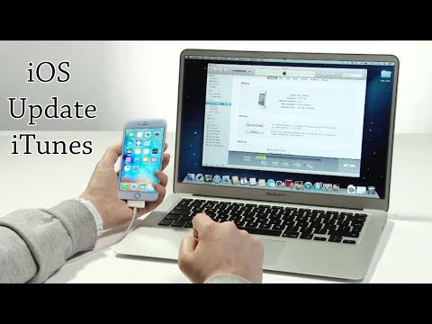 How to Upgrade to Latest iOS Version with iTunes | Manually