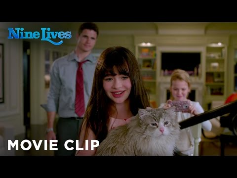 Nine Lives (2016) (Clip 'Moment of Privacy')