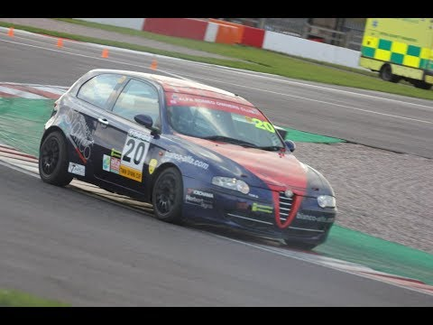 Donington Park 2019 – Race 1 Paul Plant