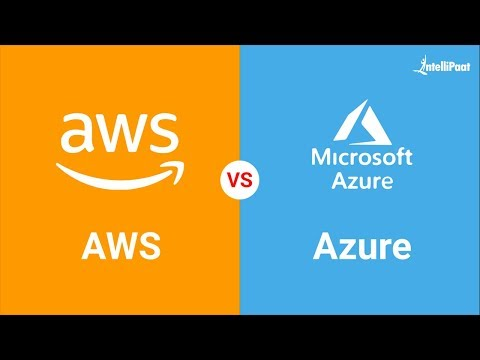 AWS vs Azure – What Should I learn in 2020? | Difference Between ...