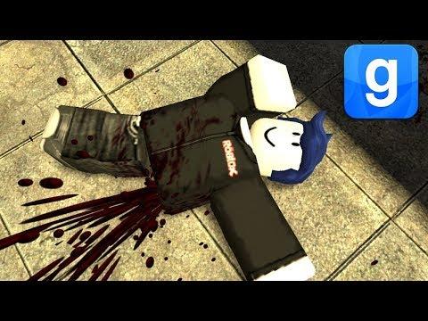 ROBLOXIAN DEATHMATCH!! - Gmod Roblox Playermodels Mod (Garry's Mod