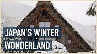 1st Time Seeing Snow! - Japan's Winter Wonderland
