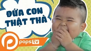 POPS TV | Chảnh TV Tập 3 - Đứa Con Thật Thà - Bé Ku Tin
