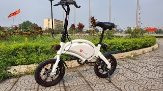 DYU Smart Bike Vietnam Review by Creative Channel