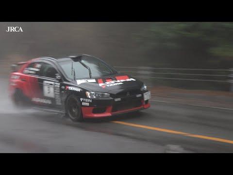 新城ラリー2020年 全日本ラリー選手権 第2戦 3分ハイライト動画