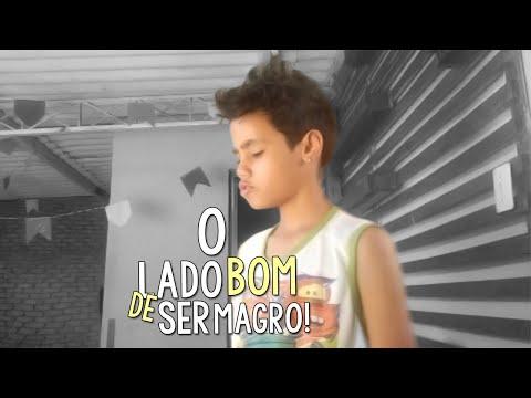 O LADO BOM DE SER MAGRO