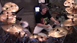 Genesis   Land Of Confusion (Live) Drum Cover