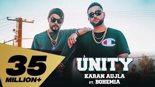 Karan Aujla Feat. Bohemia ( UNITY - Full Video) Deep Jandu I Rupan Bal I Latest Punjabi Song 2018