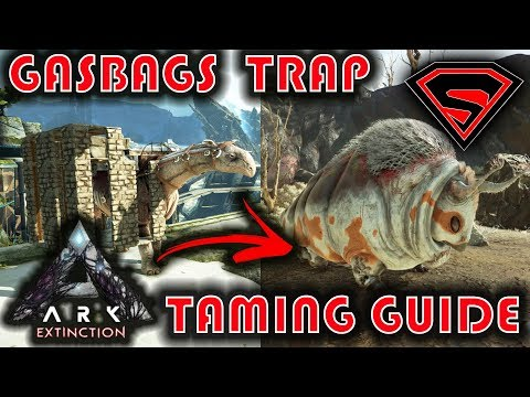 Comunidad Steam :: Guía :: ARK EXTINCTION HOW TO TAME GASBAGS GUIDE