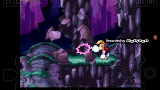 Rayman Brain Games Walkthrough: part 2 Pebble Peril 2/2