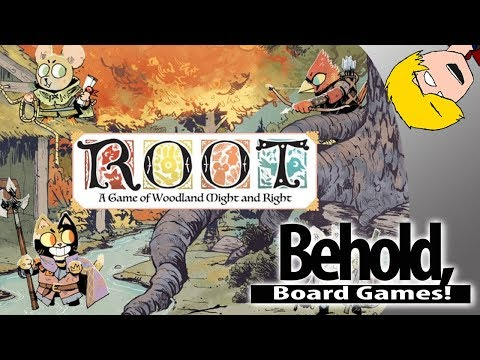 Root + Riverfolk Expansion Review - Behold, Board Games!
