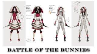 Insane in the Asylum - Battle of the Bunnies!!!