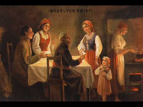 Polish Christmas Carols - Fryderyk Chopin Choir, London c.1950