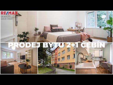 Video z << Prodej bytu 2+1, 50 m2, Čebín >>