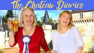 THE CHATEAU DIARIES: BASTILLE DAY And THE RETURN OF MARIE!!!