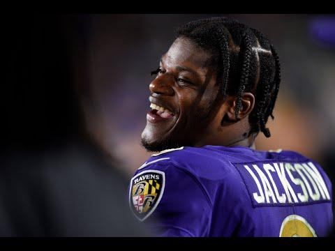 The Slow Lamar Jackson Contract Talks