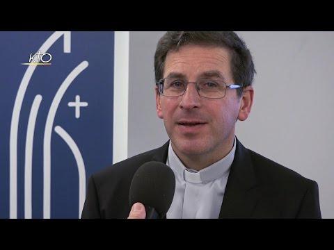 Mgr Lode Aerts, nouvel évêque de Bruges