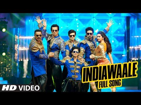 OFFICIAL: 'India Waale' FULL VIDEO Song  Happy New Year   Shah Rukh Khan, Deepika Padukone