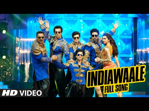 OFFICIAL: 'India Waale' FULL VIDEO Song |Happy New Year | Shah Rukh Khan, Deepika Padukone Mp3