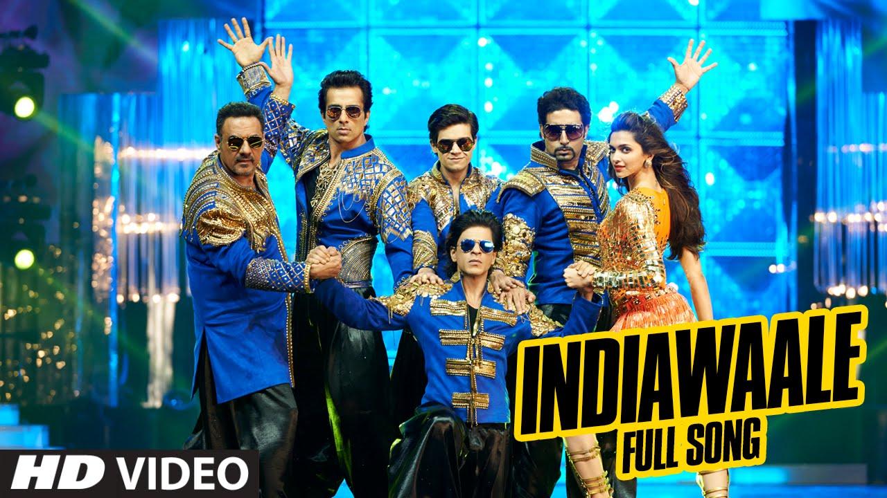India Waale Hindi lyrics