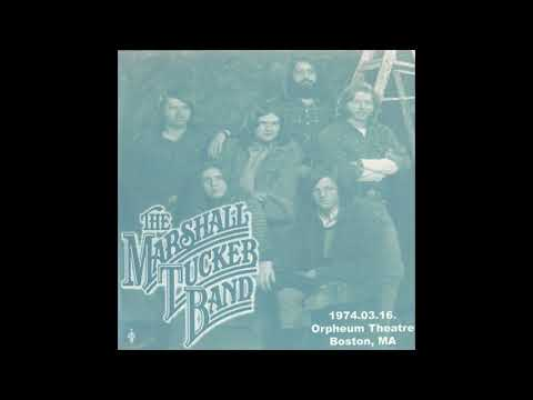 THE MARSHALL TUCKER BAND live in Boston, MA, 16.03.1974 (Another Cruel Love)