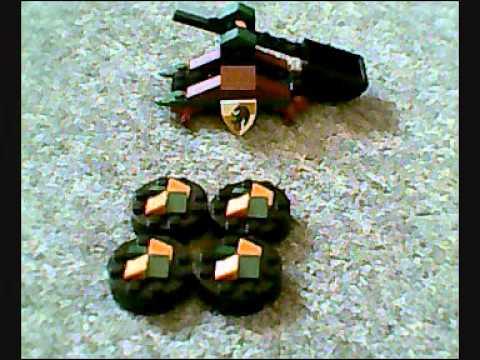 Vidéo LEGO Kingdoms 7948 : L'attaque de la tour de défense
