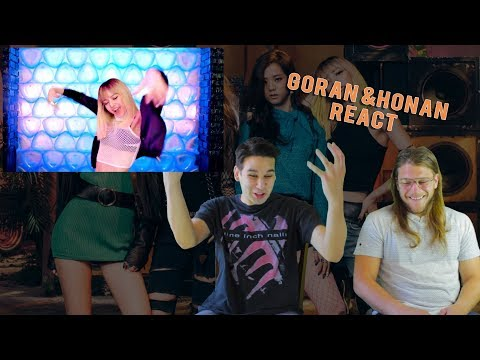"METALHEAD REACTION TO KPOP - BLACKPINK - ""BOOMBAYAH"" & ""DDU-DU DDU-DU"" DANCE PRACTICE"