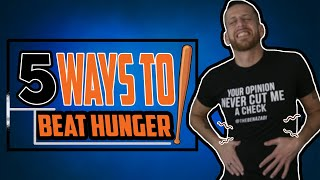 What The Science Says About Intermittent Fasting & Hunger