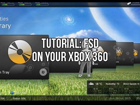 comment installer jtag xbox 360