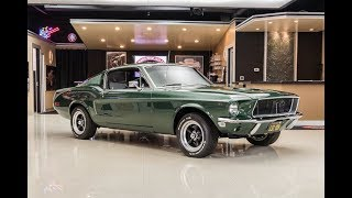 1968 Ford Mustang Bullit For Sale